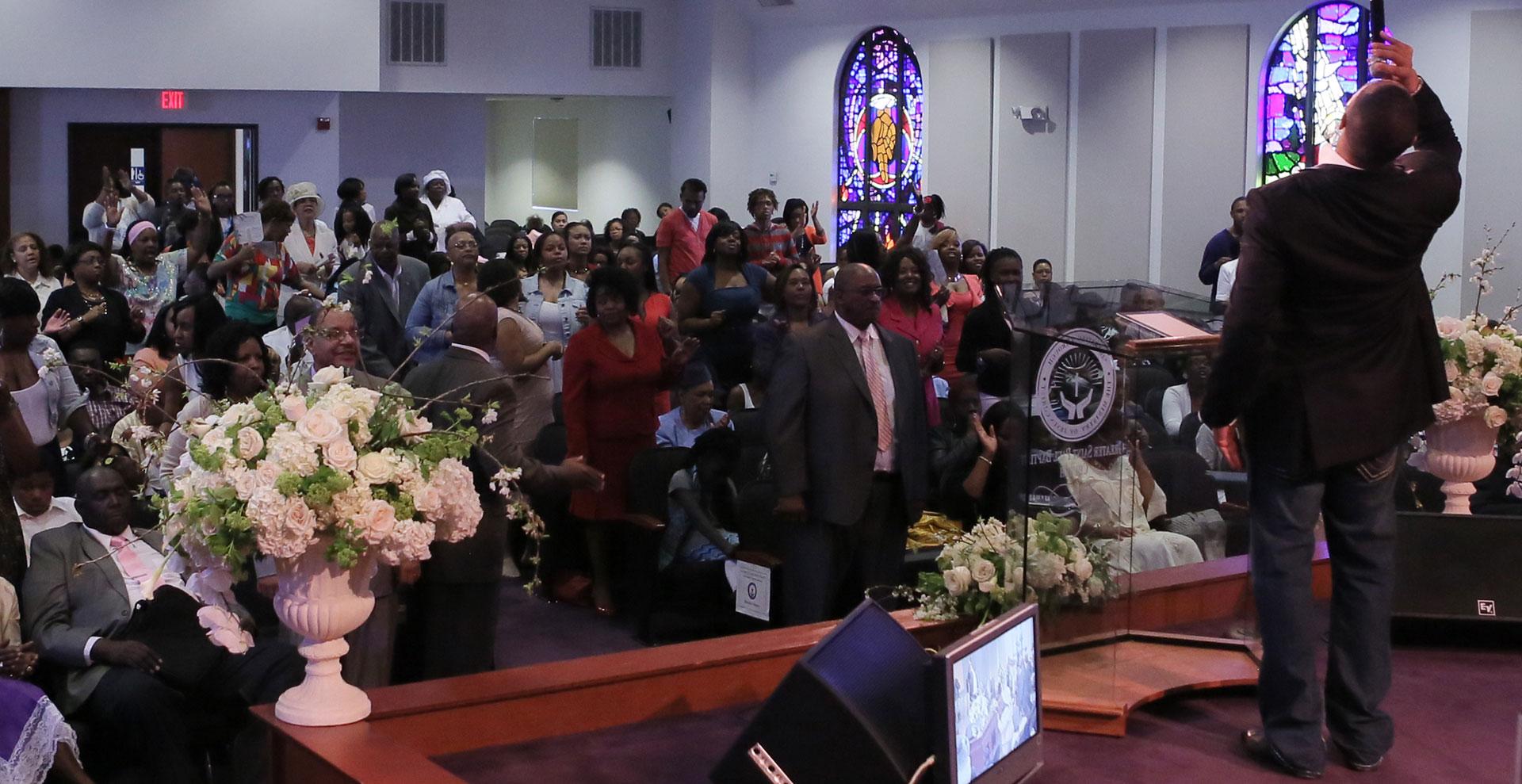 Greater St Paul Baptist Church