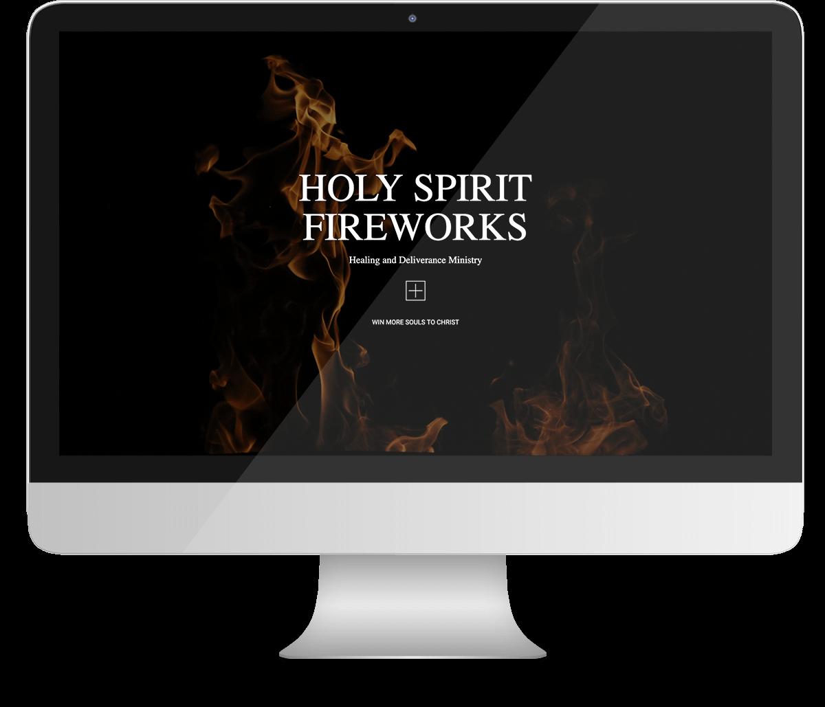 Holy Spirit Fireworks